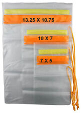 3 Pc Set Waterproof Pouches Dry Bags Sack Smart Phone Camera Mp3  Storage Case