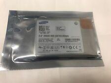 "Samsung 256GB Internal 2.5"" SSD Solid State Drive laptop notebook PC desktop"