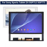 Pour Sony Xperia Z4 Tablet SGP771 SGP712 Digitizer Écran Tactile Écran LCD RHN02
