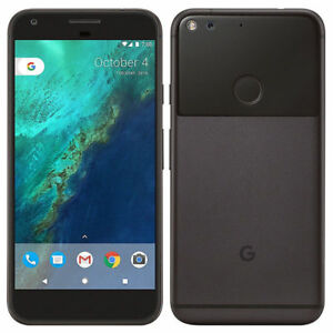 Google Pixel XL - 128GB - Quite Black (Unlocked) Smartphone
