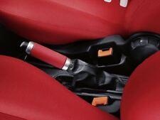 Genuine Ford Ka Hand-Brake Cover - Sunrise (Red) with Shiny Chrome (1735790)