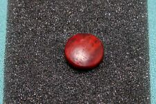 Blood wood Soft Release Button for Fujifilm and Leica (Large Convex)