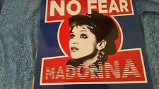 Madonna rare no fear strawberry picture disc vinyl cd promo music like a prayer