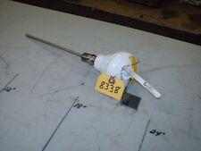 """Burns RTD Sensor Poly Body P/N 200L05C2E2D080/CR10R11 1/2"""" MNPT (NEW)"""