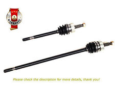 1 Pair Jeep Grand Cherokee XJ 4.0L ONLY cv joint drive shafts 94-98
