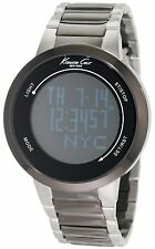 Kenneth Cole Round Touch Screen Men's Watch KC9028 NEW! Low Intern. Shipping!
