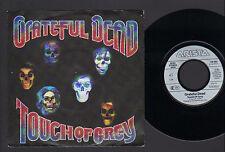 "7"" GRATEFUL DEAD TOUCH OF GREY / MY BROTHER ESAU GERMAN 1987 ARISTA HARD ROCK"