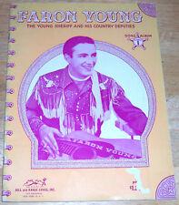 Faron Young Song Album No. 1 (Song Book); 1956