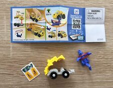 Kinder Joy Power Cars Scorpio-Power SE670 aus Amerika mit 1 BPZ (USA)