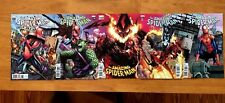 "Amazing Spider-Man 797, 798, 799, 800, 801 ""Go Down Swinging"" Ramos Variants NM+"
