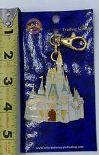 Vintage Disney lanyard medal Castle