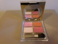 BRAND NEW ESTEE ESTÉE LAUDER ALL OVER FACE BLUSHER POWDER COMPACT WITH BRUSH