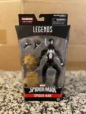 Marvel Legends: Build A Figure: Sandman: SpiderMan Black Suit