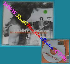 CD Singolo Lenny Kravitz If I Could Fall In Love VUSCDF259 EU 02 SIGILLATO(S27*)