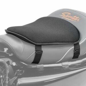 Coussin de Selle Gel Moto Tourtecs M pour Harley Davidson Cross Bones (FLSTSB)