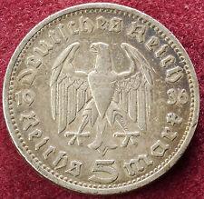 Germany 5 Reichsmark 1936 A (C0601)