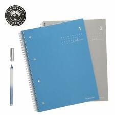 USED Livescribe APX-00E36 Aegir Smartpen Blue Dolphin Student Edition Bundle