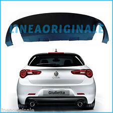 Dam ORIGINALE Alfa Romeo Giulietta sotto paraurti posteriore propilene new FCA
