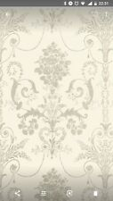 Laura ashley wallpaper-  2 rolls Josette Dark Linen