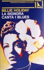 BILLIE HOLIDAY LA SIGNORA CANTA I BLUES FELTRINELLI 1979