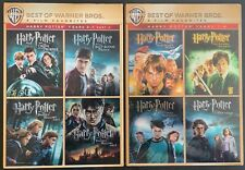 New ListingHarry Potter: 8-Movie Complete Collection. (Dvd, 2013, 8-Disc Set)
