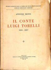 Il Conte Luigi Torelli 1810-1887 - Antonio Monti 5245