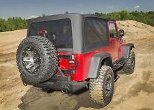 Montana Top Black Diamond Soft Top For Jeep Wrangler LJ 2004-2006 Rugged Ridge