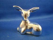 Avon Silver Fawn Decanter 1978 - 1979