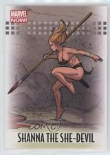 2013 Upper Deck Marvel Now! #85 Shanna The She-Devil the Non-Sports Card 0p3