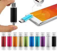New 32GB 2 in 1 OTG USB Flash Drive Memory Stick Pen Drive /ANDROID PHONES PC //
