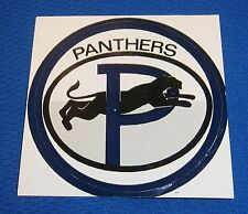 1970's SANFL South Adelaide Panthers Football Sticker Retro UnStuck NEW JJ Cash