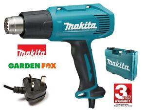 MAKITA - Electric Corded 240V - HEAT GUN - HG5030K/2 - 0088381857321 .