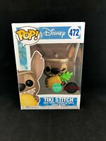 Disney Tiki Stitch Scented Special Edition Funko Pop Vinyl