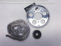 Honda Shadow VT600 (1) 99' Front and Rear Sprocket Chain