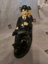 Fun Laurel and Hardy Ceramic Figures