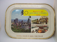 VTG 50 Year Anniversary 1967 Expo '67 Montreal World's Fair Souvenir Tray