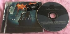 THE DARK KNIGHT BATMAN SOUNDTRACK HANS ZIMMER CD