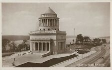 Vintage Real Photo Post Card (RPPC) Of Grant's Tomb In New York City, NY