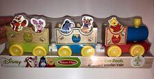 Melissa & Doug Disney Winnie The Pooh All Aboard Wooden Hunny Train New Sealed