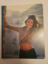 Vintage 1976 Wonder Woman Lynda Carter Canadian exclusive Folder binder Canada