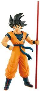 BANPRESTO-Dragon Ball Super Movie The 20th Film Son Goku Figure Limited