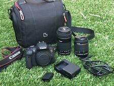 Canon EOS 750D Twin Lens Camera Kit