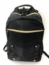 Bag Backpack Gold Zippers Frmale Designer Fashion Business School Hip Water Repl