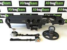 Audi TT 2014 - On Airbag Kit Dashboard Driver Passenger Seat Belts
