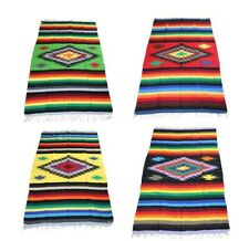 Assorted Yoga Blanket Mat Mexican Ru