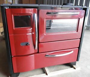 Wood Fired Stove with Oven / Pizza Oven