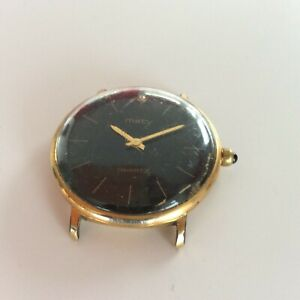 jolie montre vintage homme MATY plaquée OR