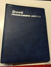 Dakin5 Programming Aids 3.3 Dakin 5 Mcbee Apple II Plus Iie Vintage