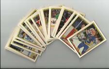 BOWMAN 1990/91 HOCKEY HAT TRICKS INSERT CARDS  (#1-22) U-PICK FROM LIST