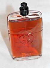 Gucci Guilty Absolute Pour Homme 3 Oz 90 ml Eau de Parfum EDP Spray 99% FULL